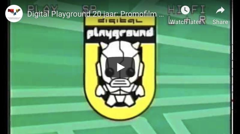 Digital Playground 20 jaar: Promofilm